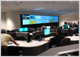Command Center Furniture for Telecom Operations
