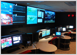 Command Center Furniture for Television Operations